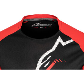 Alpinestars Trailstar Kurzarm Trikot Herren black/red